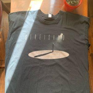 🏄🏼♀️VINTAGE🏄🏼♀️  Streisand 2006 Tour Shirt